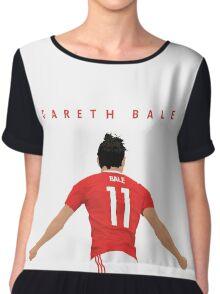 Gareth Bale   Wales Chiffon Top
