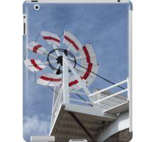 Cley Windmill Fantail iPad Case/Skin