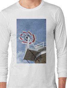 Cley Windmill Fantail Long Sleeve T-Shirt