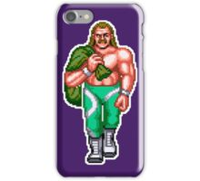 WRESTLEFEST SNAKE iPhone Case/Skin