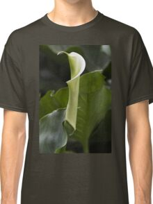 lily blooming in the garden Classic T-Shirt