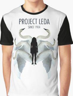 Project LEDA Graphic T-Shirt
