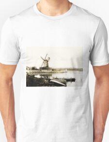 Historical Cley Windmill Unisex T-Shirt