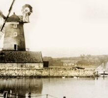 Historical Cley Windmill Sticker
