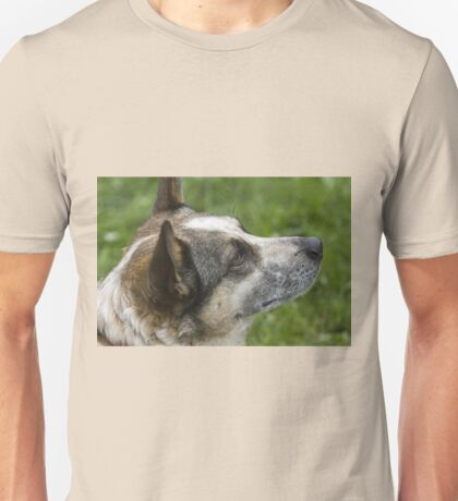 cute dog Unisex T-Shirt