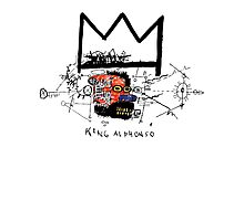 King Alphonso Photographic Print