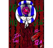 DollHouse Tea Time for Alika Photographic Print