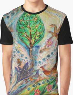 The Tree of Life Keepers Graphic T-Shirt
