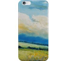 along the road to Kenmare iPhone Case/Skin