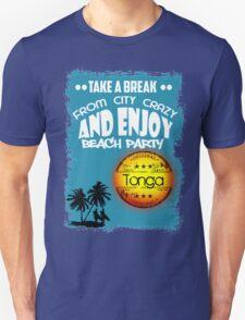 Summer Time In Tonga T-Shirt