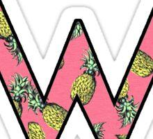 Pineapple Sticker Sticker