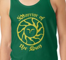Warrior of the Sun Tank Top