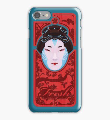 Fresh II iPhone Case/Skin