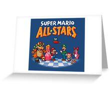 ALL STARS Greeting Card