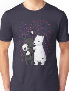 Bear Family Unisex T-Shirt