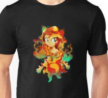 Human Sunset Shimmer Unisex T-Shirt