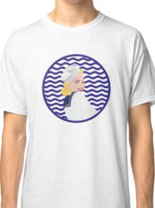 marine vector Classic T-Shirt