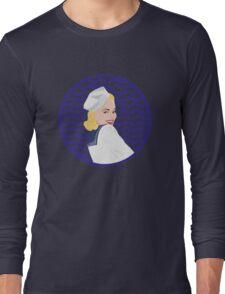 marine vector Long Sleeve T-Shirt