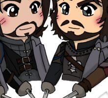 The Musketeers - Season 3 Sticker