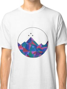 Night Court Watercolor Classic T-Shirt