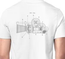 Arriflex 16mm Film Camera Unisex T-Shirt