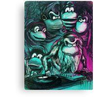 Take It To the Fridge Cranky Donkey Kong 64 Canvas Print