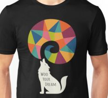 Woo Your Dream At Night Unisex T-Shirt