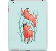 Winter Fox iPad Case/Skin