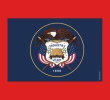 Utah State Flag by USAswagg2