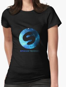 Spinnin' Records Space Womens Fitted T-Shirt