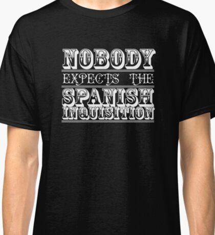 Best of british tv   Monty Python Classic T-Shirt