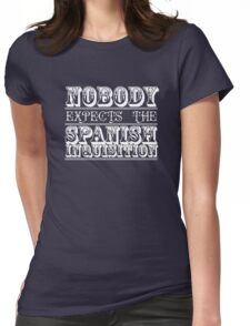 Best of british tv | Monty Python Womens Fitted T-Shirt