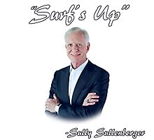 Sully Our Hero Photographic Print