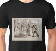Performing Arts Posters The comedy novelty Ole Olson 0691 Unisex T-Shirt