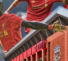 This is Anfield Sticker