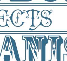 Best of British tv   Monty Python   Blue Sticker