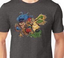 Rawkin' Cawks Unisex T-Shirt