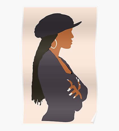 Janet Jackson - Poetic Justice  Poster