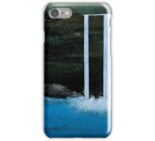 Waterfall in a Wood iPhone Case/Skin