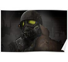 Apocalypse Soldier  Poster