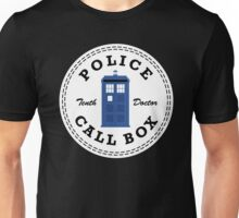 The Doctor's Converse Unisex T-Shirt