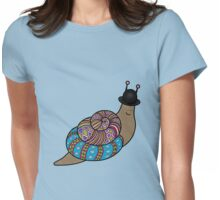 Altiplano snail Womens Fitted T-Shirt