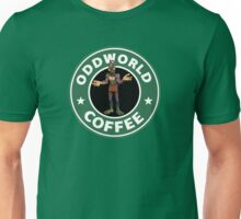 ODDWORLD CAFFE PS1 Unisex T-Shirt