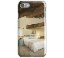 Cley Windmill's Stone Room iPhone Case/Skin