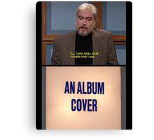 An Album Cover SNL Canvas Print