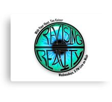 Eye See Revising Reality Logo Canvas Print