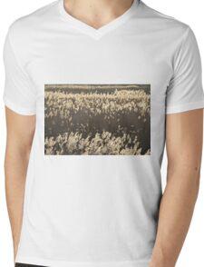 Norfolk Reeds Mens V-Neck T-Shirt