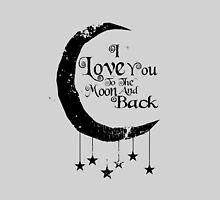 I love you to the moon and back by J B