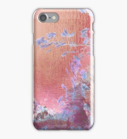 Abstract Landscape - Tobermory iPhone Case/Skin