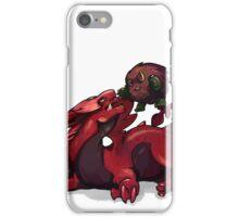 Outnumbered (Slifer & Kuriboh) iPhone Case/Skin